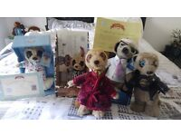 Meerkats edition Collectables
