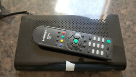 BUSH BFSAT02SD Satellite Freesat SD Digital Set Top Box