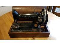 **£45** Antique Singer Sewing Machine