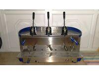 Rare Gas or electric powered 3 group Bezzera Espresso machine