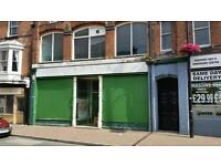 Large Shop to let Netherfield Nottingham plus apx3000sqft first floor by separate negotiation