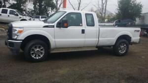 2012 Ford F250 6.2L 4x4 EXTENDED CAB 263km Parts Outing