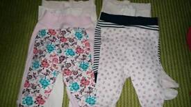 0-1 month baby girls clothes
