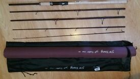 J.w young 13ft trotting rod