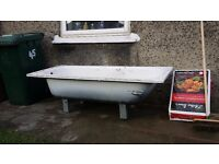 metal bath free ready for collection