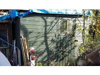 8 x 10 Garden Shed