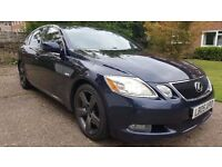 2005, Lexus GS 300 SE-L, Automatic, Petrol, Fully loaded.