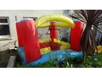 Little kids bouncy castle