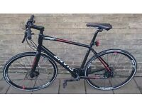 """Offer £450""""_2016 Giant Rapid 2 Mens Road Bike_"" frame size (L) excellent condition."