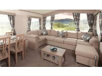 STUNNING 2013 ABI STATIC CARAVAN FOR SALE, LANCASHIRE