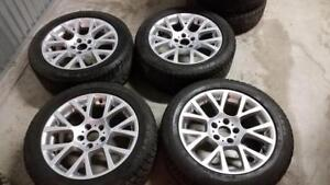 (H92) 4 jantes 18 pouces - 4 mags 18 inch - BMW 5 & 7 Series 5x120
