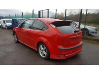 2006 56 Ford Focus 1.8tdci sport . 3 door. Spares or repairs . Project..