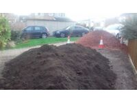 10 - 12 TONNE GOOD TOP SOIL ** FREE DELIVERY **