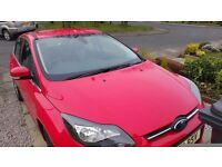 Ford focus 1.6 powershift. Automatic. Bluetooth. Air con.