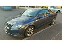 Vauxhall Astra 1.8 Twin Top Convertible
