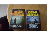 Bear Grylls Ghost flight & Burning Angels