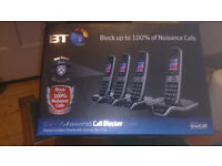 BT8600 Advanced Call Blocker - Quad