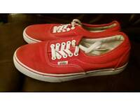 Vans ladies/girls size 5.5