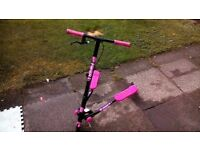 Fliker Air A3 - Black and Pink