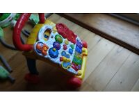 VTech First Steps Baby Walker, smoke free home, great condition,