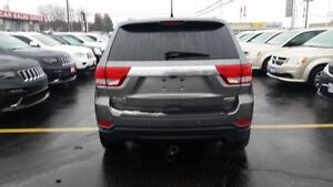 2012 Jeep Grand Cherokee LARDEO | 4X4 | LEATHER | BACK UP CAM | Cambridge Kitchener Area image 6