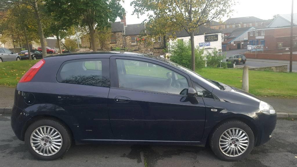 Fiat punto active 1.2L petrol 2008