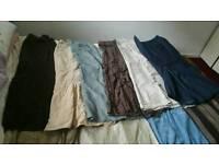 10 x M&S Per Una Skirt's