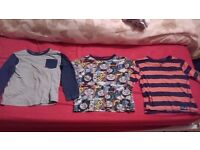 Boys 3-4 Years T-Shirts