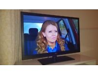 "LG 42"" LED Ultra Slim 1080p full Hd 100Hz freeview HD excellent condition"