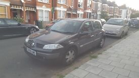 Renault Megane - needs work/can be used for parts