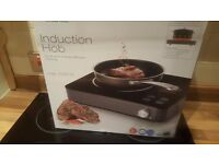 New In Box Induction Hob Quick And Energy Efficient Cooker Kitchen Appliance