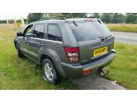 JEEP GRAND CHEROKEE LTD 4.7 LPG