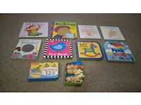 Great collection of baby's books