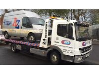 cheap van recovery birmingham 24/7 cheap