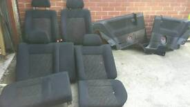 Golf mk3 vr6 seats and door cards