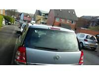 Car Vauxhall Zafira 12 month MOT very good condition low mileage 2010