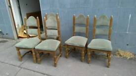 Dinning room chairs 6