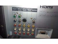 Hitachi tv 42 inch for quick sale