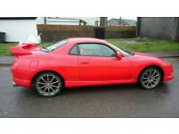 1997 MITSUBISHI FTO 2.0 GPX 5 SPEED AUTO CREAM LEATHER PRIVATE PLATE 3 MONTHS MOT