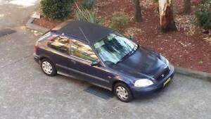 1995 Honda Civic Hatchback Blacktown Blacktown Area Preview