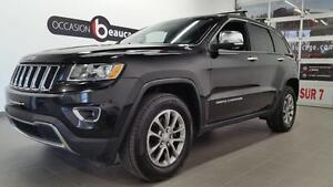 2014 Jeep Grand Cherokee LIMITED + TOIT OUVRANT + GROUPE REMORQU