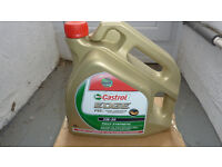 Castrol Edge Synthetic Oil