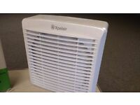 """Xpelair wall fan GXC9 - cord operated 9"""""""