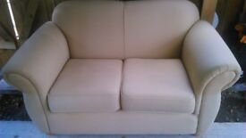 2 Seater Sofa Cream no stains, very good condition