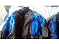 Gents Motorcycle jacket medium