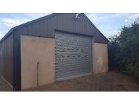 Garage Unity Shed Storage to Let