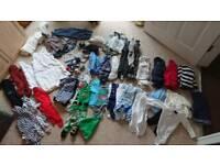 3-6 month clothing bundle