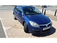 Vauxhall Astra life twinport 1.4 petrol Long MOT Service DONE