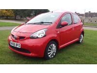 Toyota Aygo 1.0 VVTi 2006 5 Doors ***12 Months Mot*£20 12 Months Tax***