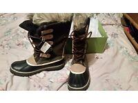 Ladies Karrimor Walking/Hiking/Snow/Ski Boots Shoes Size UK 8 Brand New